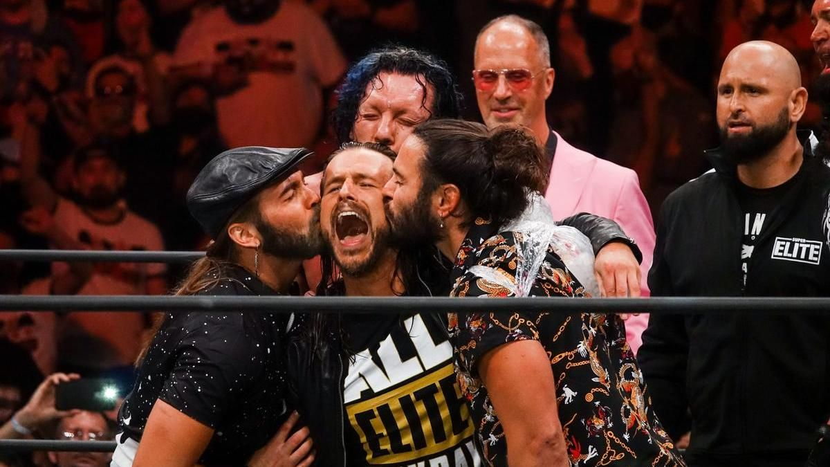 Backstage Notes On Adam Cole's AEW Debut