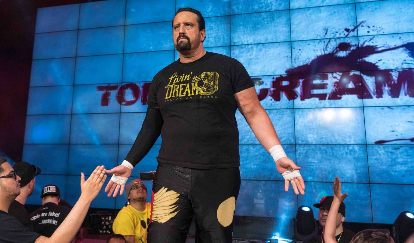 Tommy Dreamer Releases Statement On His Dark Side Of The Ring Comments