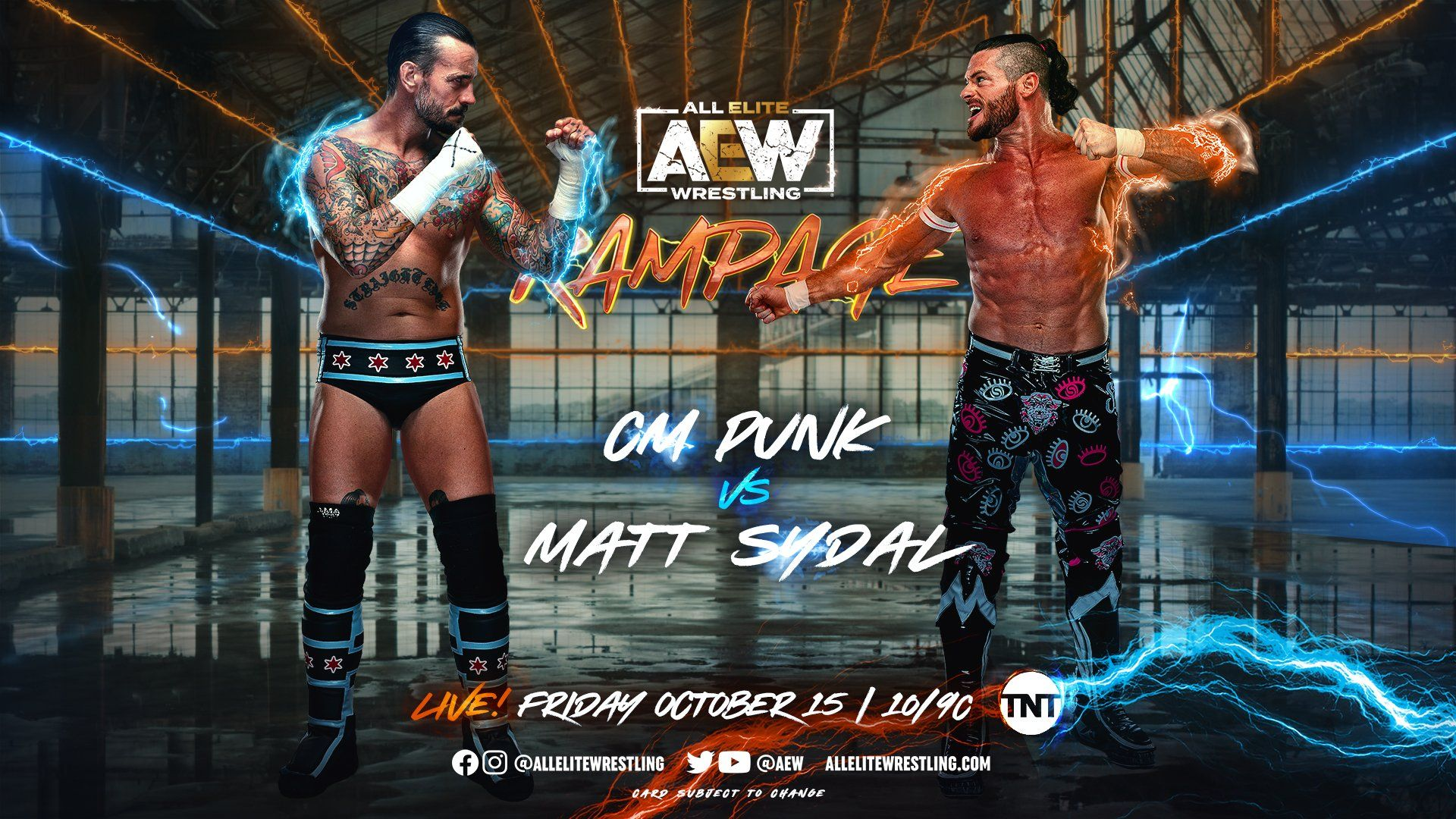 AEW Rampage Results (10/15)