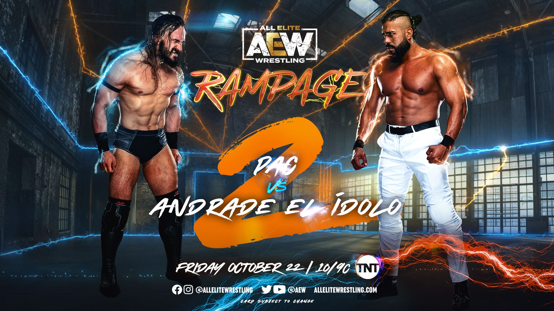 AEW Rampage Results (10/22)