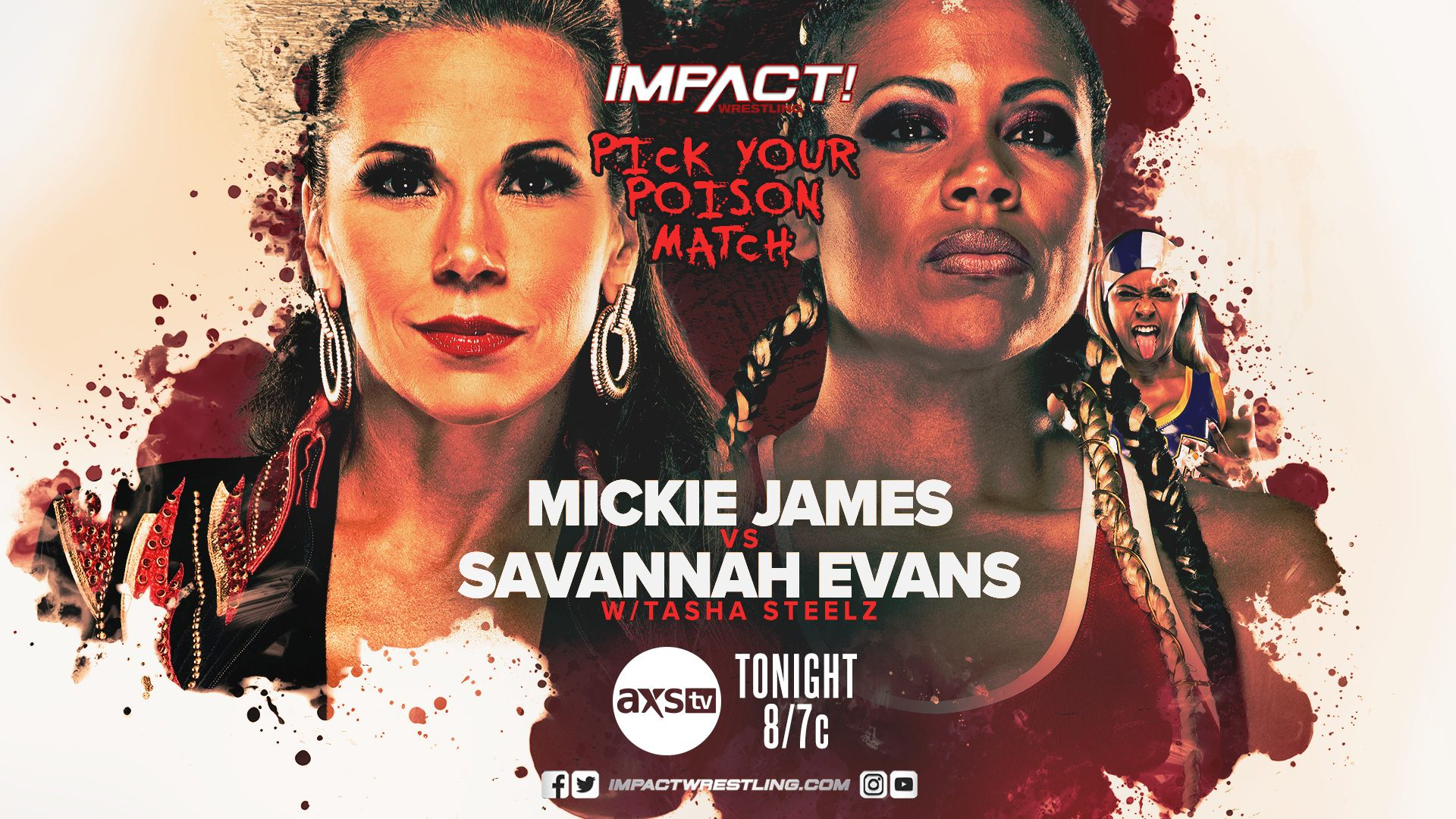 Impact Wrestling Results (10/21)