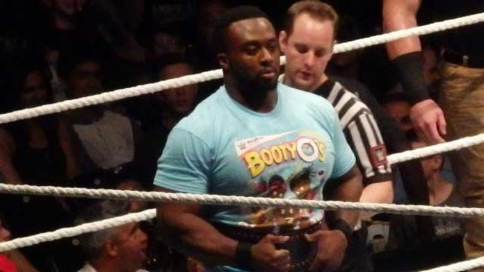 Big E On Wanting To Win The WWE Royal Rumble And Get His First World Title Shot