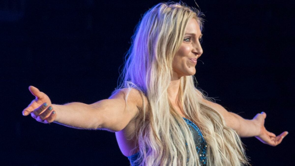 Charlotte Flair Announces WWE Royal Rumble Spot