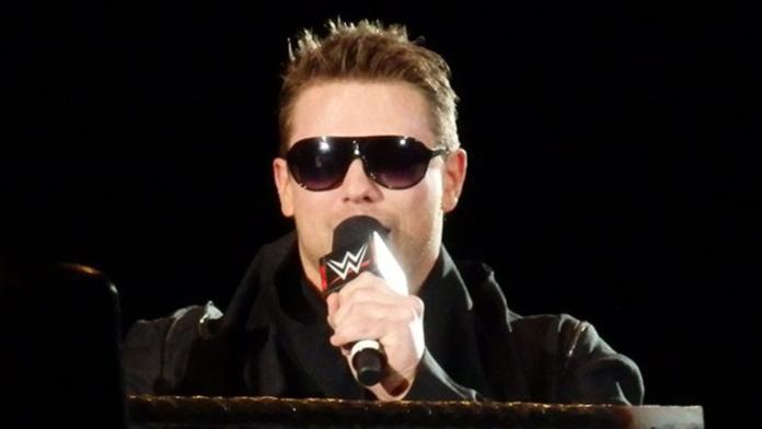 The Miz Announces His WWE Royal Rumble Spot