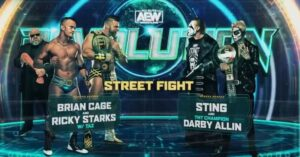 Sting & Darby Allin Vs. Team Taz Street Fight Reportedly Taped Ahead Of AEW Revolution