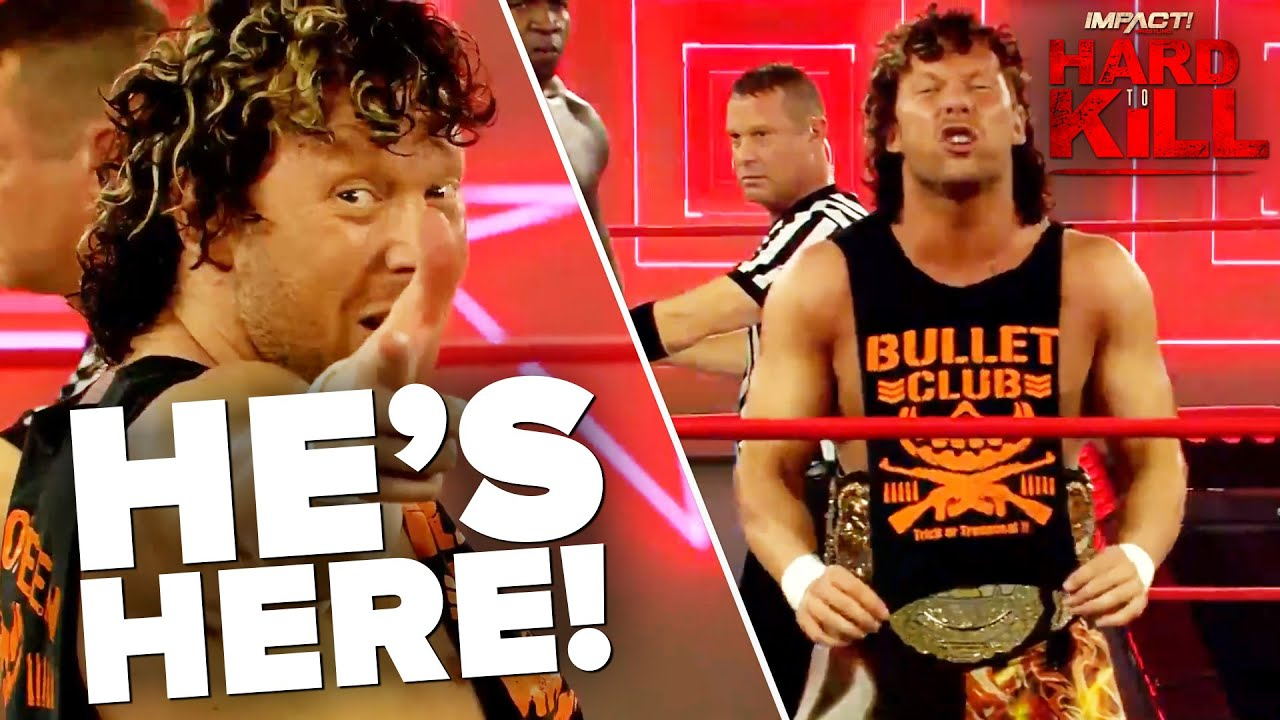 Kenny Omega On Why He's Excited To Work With Impact, If The AEW Women's Division Will Get More TV Time