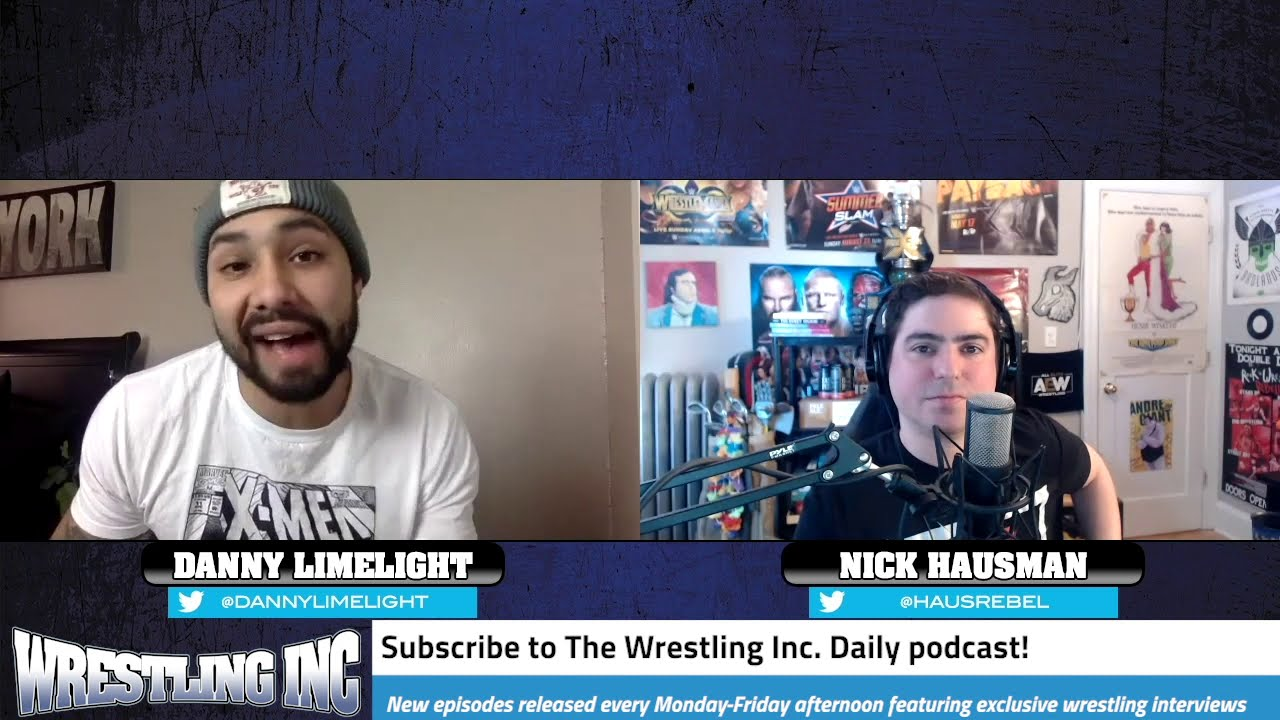 Danny Limelight Defends How Much Offense Kenny Omega Gave Him On AEW Dynamite