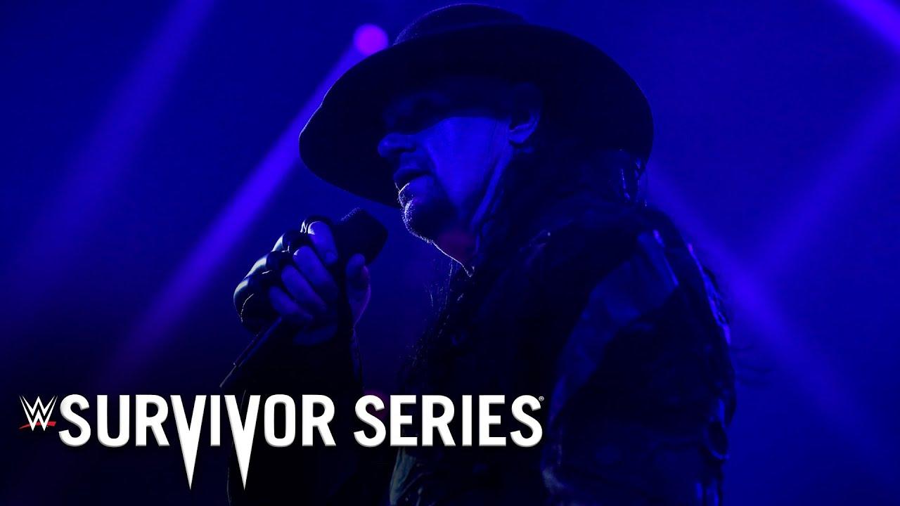 The Undertaker Appears On The Joe Rogan Experience