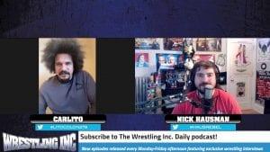 "Carlito On Vince McMahon's ""Genius"", John Cena Helping Him"