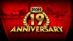 ROH World Championship Match Announced For 19th Anniversary Show