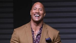 "The Rock Dedicates ""Trailblazer Award"" To His Father"