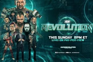 AEW Revolution Live Coverage: Exploding Barbed Wire Deathmatch, Sting, Big Signing
