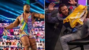 The New Day Explain Why Big E Throws His Jacket At Corey Graves
