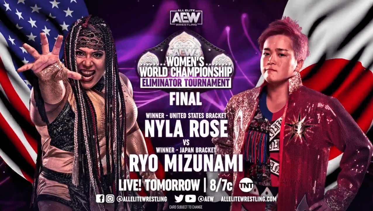 """Title Match Official For AEW Revolution, """"The Buy In"""" Women's Match Announced"""
