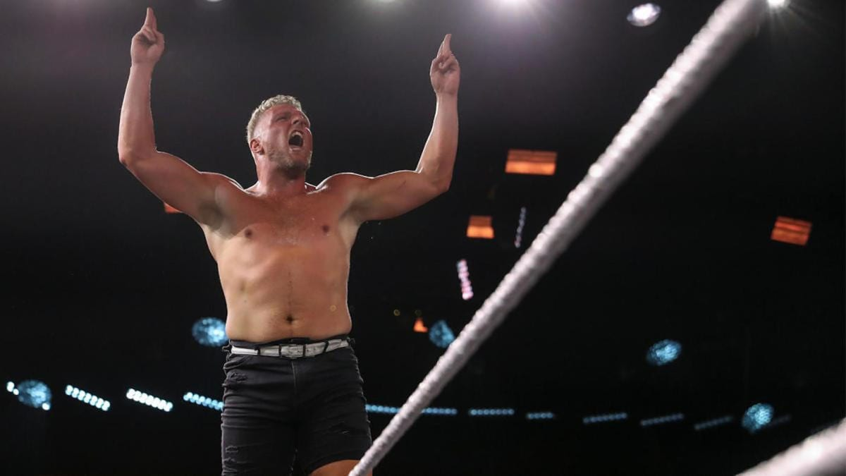 Pat McAfee Responds To Cody Rhodes Saying He Has Been Trying To Get A Job With AEW
