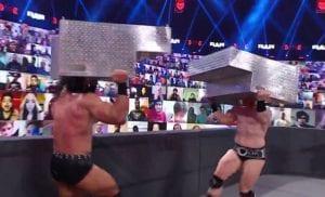 WWE Monday Night RAW Results – Bobby Lashley Defends, AJ Styles Vs. Randy Orton, More