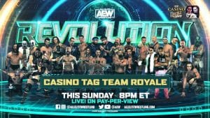 Tag Team Earns Future Title Shot On Tonight's AEW Revolution