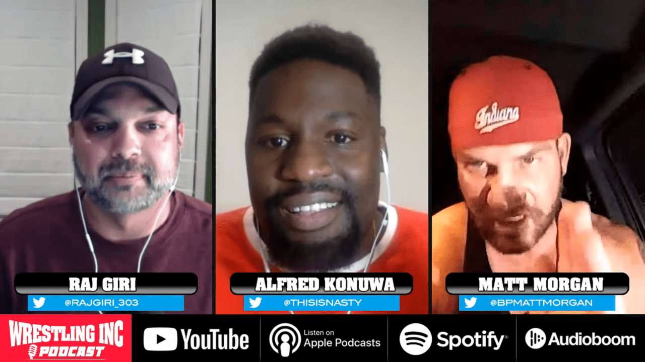 WINC Podcast (3/3): AEW Dynamite And WWE NXT Review With Matt Morgan, NXT Moving Nights?