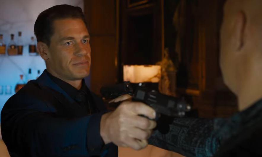 John Cena Featured In New F9 Movie Trailer - Wrestling Inc.